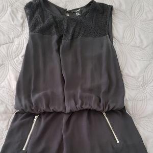 Sporty/Dressy Black Dress